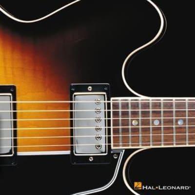 Hal Leonard Blues Guitar Method