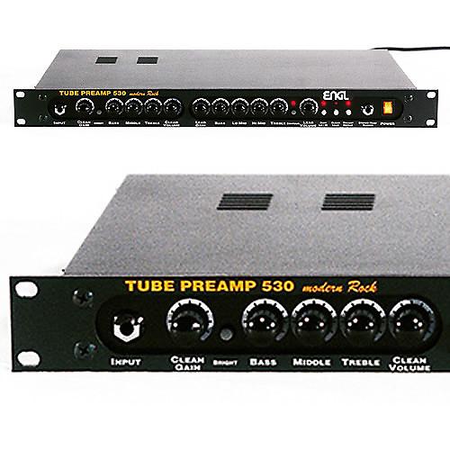 engl e 530 preamp rack mount electric guitar e530 pre amp reverb. Black Bedroom Furniture Sets. Home Design Ideas
