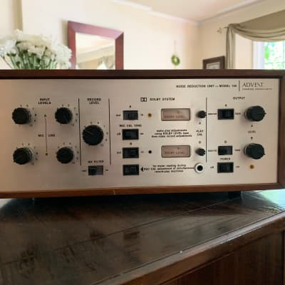 Advent Model 100 Noise Reduction Unit 70s