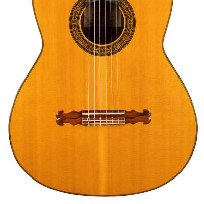 Felix Manzanero 1980 Classical Guitar Spruce/CSA Rosewood