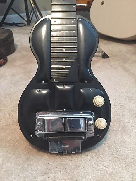 1940 39 s rickenbacker b6 bakelite lap steel guitar reverb. Black Bedroom Furniture Sets. Home Design Ideas
