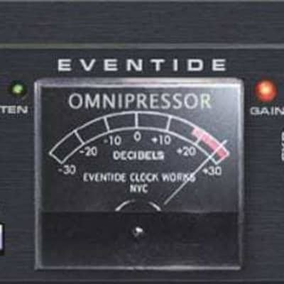 Eventide Omnipressor Compressor / limiter w/ dynamic reversal