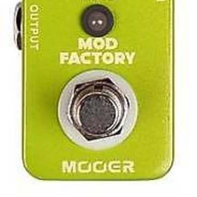 mooer mod factory mkii - modulation effects- effetto ... for sale