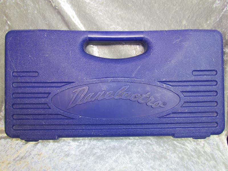 danelectro pedal box with pepperoni milkshake fish reverb. Black Bedroom Furniture Sets. Home Design Ideas