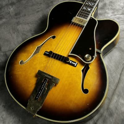 Gibson USA 1969 Johnny Smith Sunburst S N:892989