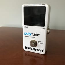 TC Electronic PolyTune Tuning Pedal