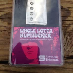 Seymour Duncan SH-18n Whole Lotta Bucker Humbucker Neck Nickel Jimmy Page