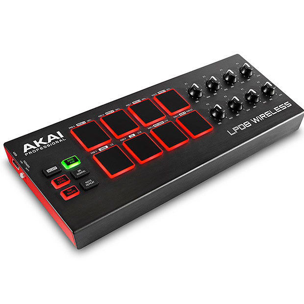 Akai Professional Lpd8 : akai professional lpd8 wireless pad controller reverb ~ Hamham.info Haus und Dekorationen