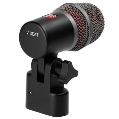 sE Electronics V Beat Dynamic Drums Microphone; Effortlessly Amazing Sound