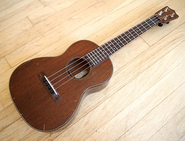 1950 39 s c f martin style 1 tenor ukulele uke vintage reverb. Black Bedroom Furniture Sets. Home Design Ideas