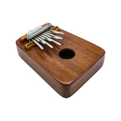 Solid Wood Kalimba - 9-note mbira