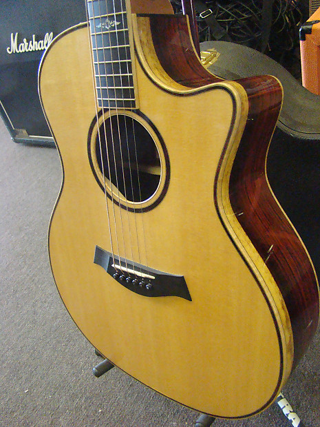 2004 taylor 814ce l7 cocobolo acoustic electric guitar reverb. Black Bedroom Furniture Sets. Home Design Ideas