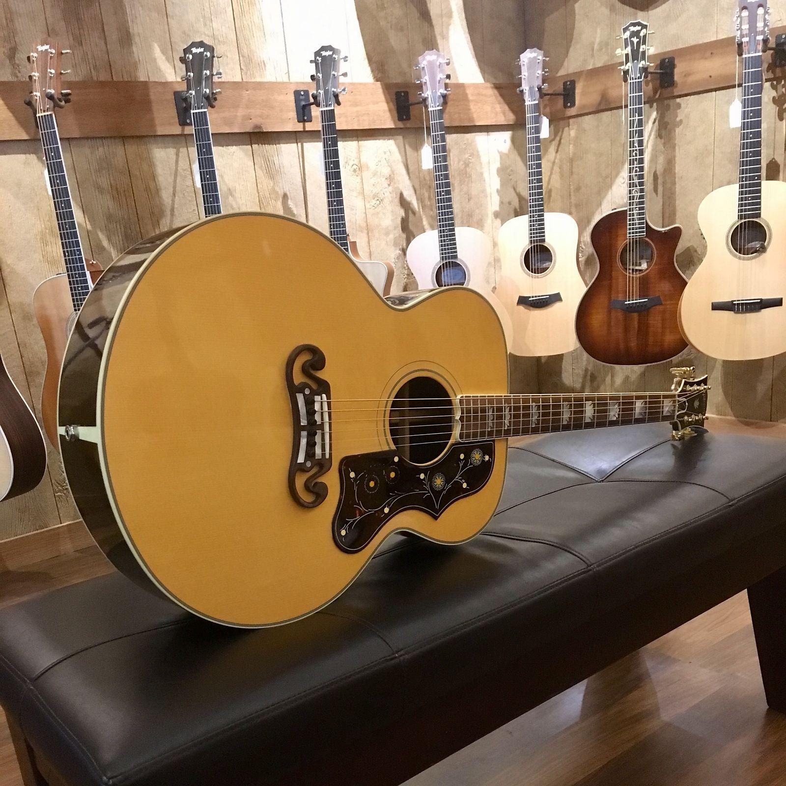 Gibson SJ-200 Award Acoustic 1997 Natural  #7/50 Made