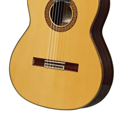 Spanish Classical Guitar VALDEZ MODEL 38 S - all solid - spruce top for sale