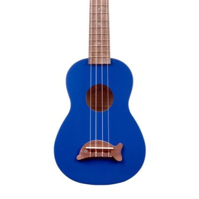 Makala SD/MBL Metallic Blue Soprano  Ukulele