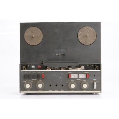 "Revox A77 MKIII Reel to Reel 1/4"" 2-Track Analog Tape Machine #43420"