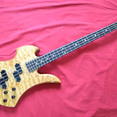B.C. Rich Mockingbird Neck-Thru Bass (NT Series?) 2007(?) Korea(?) for sale
