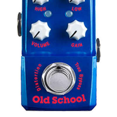 Joyo Ironman JF-313 Old School Distortion Mini Guitar Effect Pedal Ships Free