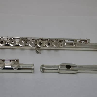 Armstrong Model 80 Sterling Silver Flute