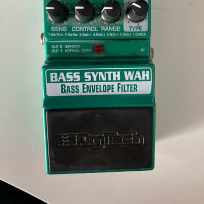 Digitech Bass Synth Wah for sale