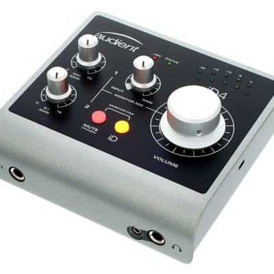 Audient iD4 USB Audio Interface- Sealed in Box