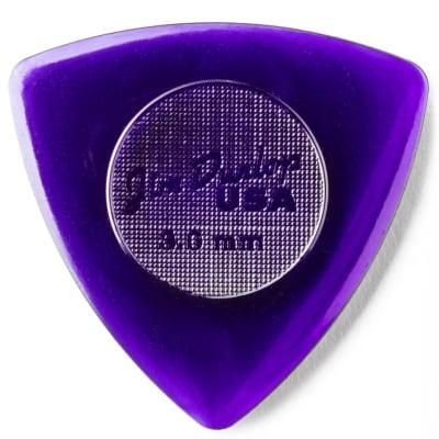 Dunlop 473R30 Tri Stubby 3.0mm Triangle Guitar Picks (24-Pack)