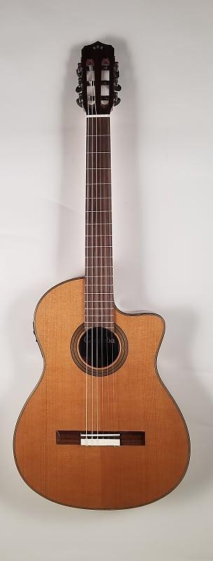 Guitars & Basses Cordoba Fusion 12 Cedar Classical With Electronics Natural