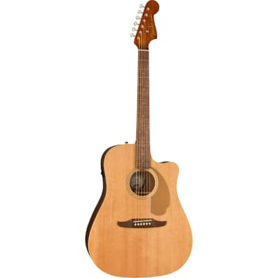 Fender Redondo Player Natural Electro-Acoustic Guitar for sale