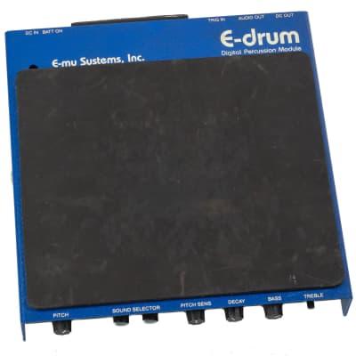 1980's E-mu E-Drum