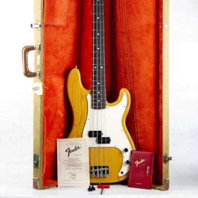 Fender Custom Shop '70 Precision Bass NOS