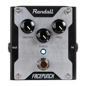 Randall Facepunch Overdrive Guitar Effects Pedal, Free Shipping for sale
