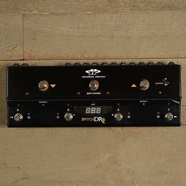 Loop Switcher MIDI Controller Decibel Eleven Switch Dr