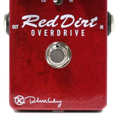 New Keeley Red Dirt Overdrive Guitar Effects Pedal!