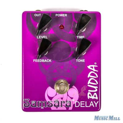 Budda Samsara Delay Pedal x0096 (USED) for sale