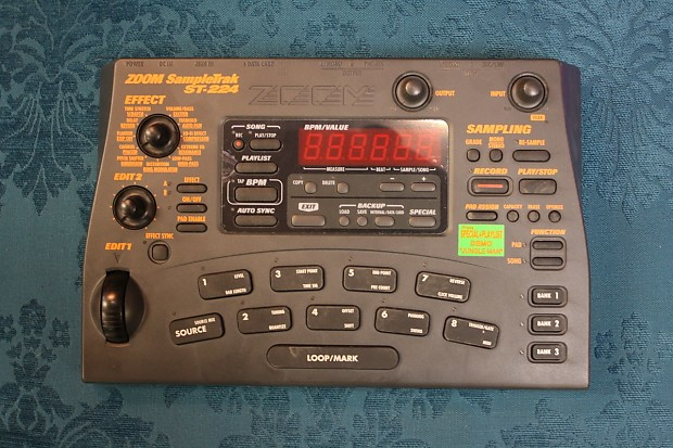 ZOOM SampleTrak ST-224 | Nashville Used and New Music