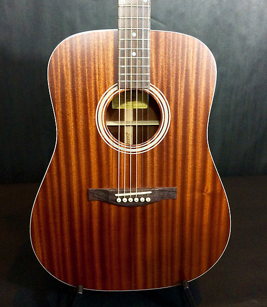 Eastman AC-DR2? All Solid Sapele Dreadnought - The ...