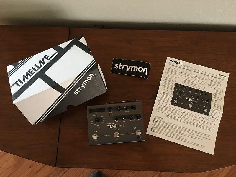 strymon timeline delay anchor guitar reverb. Black Bedroom Furniture Sets. Home Design Ideas