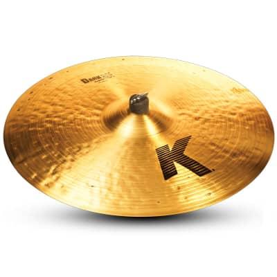 "Zildjian 22"" K Series Dark Medium Ride Cymbal"