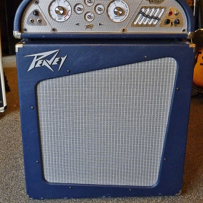 Peavey Wiggy 100-Watt 2x12 Guitar Half Stack