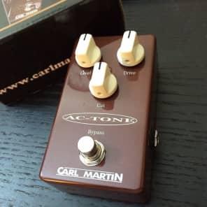 Carl Martin AC-Tone Single Channel Overdrive Pedal