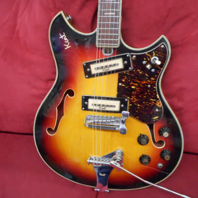 Kent Model 820 Electric Guitar 1960's for sale
