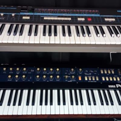 Korg Poly 61 Synth + P61-KBD MIDI Interface