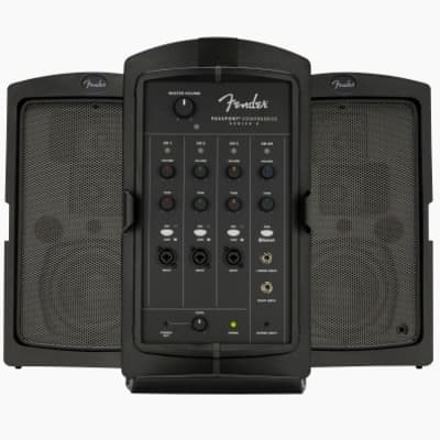 Fender PASSPORT-CONF-S2 175W 5-Channel Portable PA System