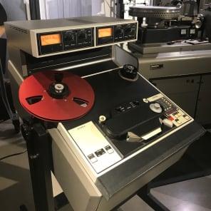 "Ampex ATR-102 1/4"" 2-Track Tape Machine"