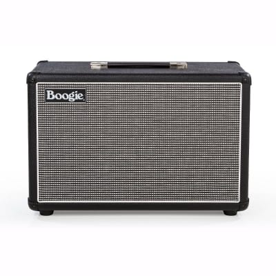 MESA/Boogie 1x12 Fillmore 23 Cabinet - Black Bronco/Tinsel Jute Grille