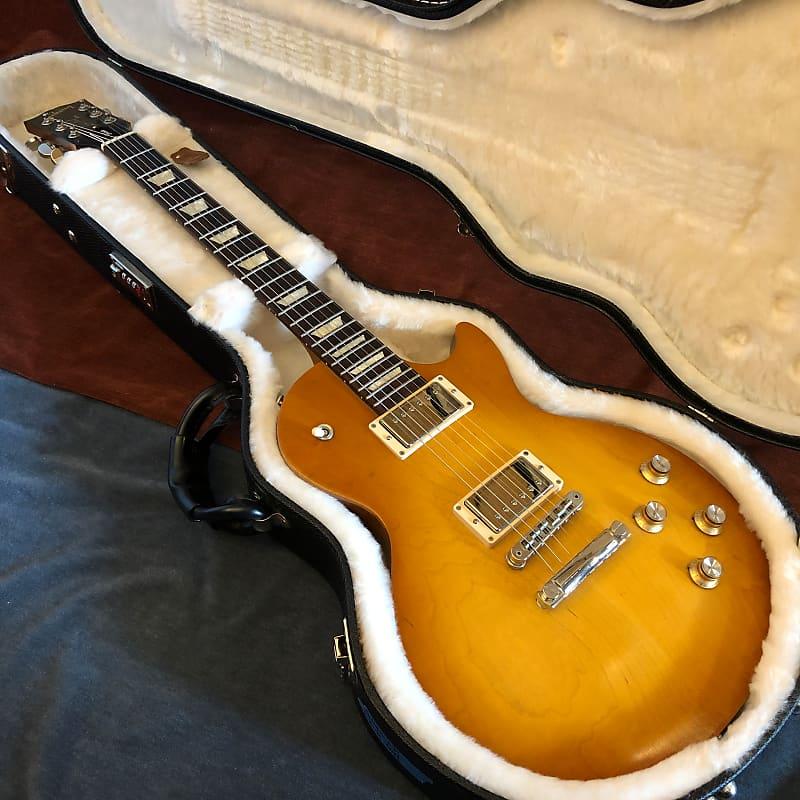 Gibson Les Paul Tribute Satin Honeyburst 2017 w/ OHSC