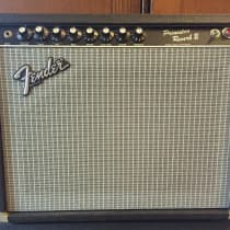 Fender Princeton Reverb II 1980s Blackface image