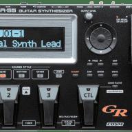 Roland GR-55-GK-BK Guitar Synth