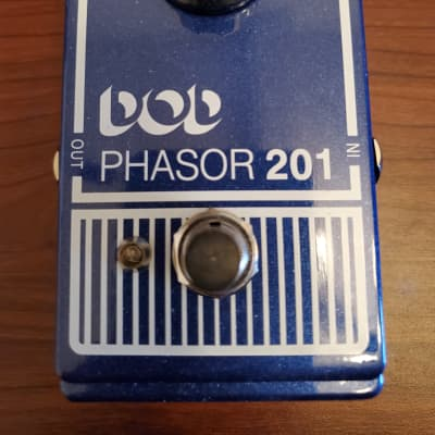 DOD Phasor 201 Analog Phase Shifter Reissue - All the swoooooooosh you're looking for!