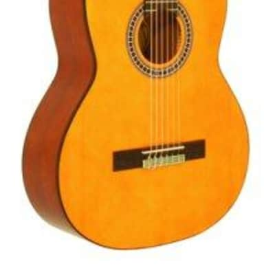 Kona KC1 Spruce Top Roosewood Fingerboard Nato Neck 6-String Classic Guitar for sale
